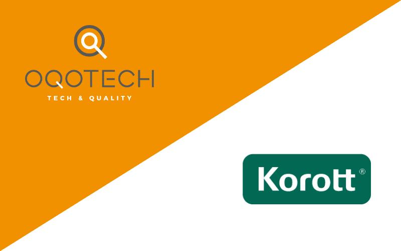 Oqotech concluye el primer proyecto de validación de procesos y sistemas informatizados de Korott
