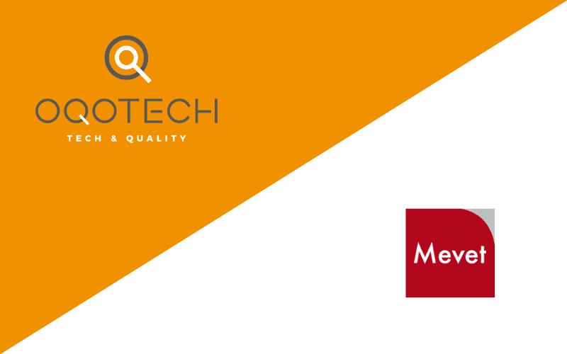 Cumplimiento de la integridad de datos para Mevet, colaboración con Oqotech