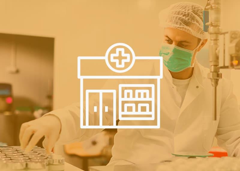 OQOTECH Sector Farmacéutico