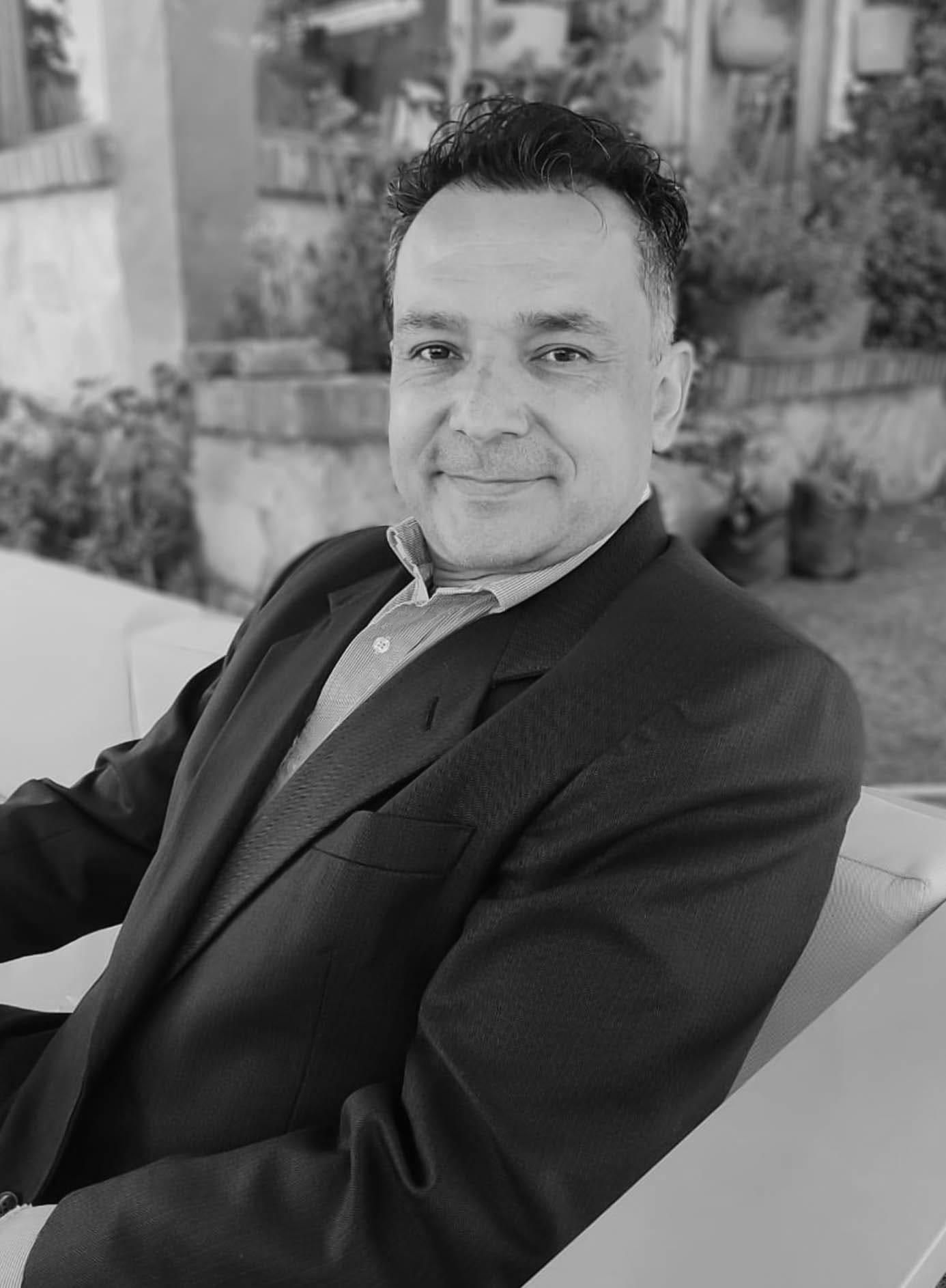 Diego Empleado de Oqotech Colombia